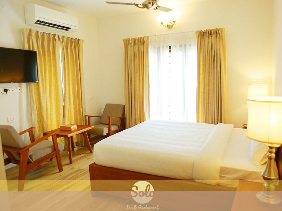 solo inn, hotel in india, rooms in kerala, restaurant in fort kochi