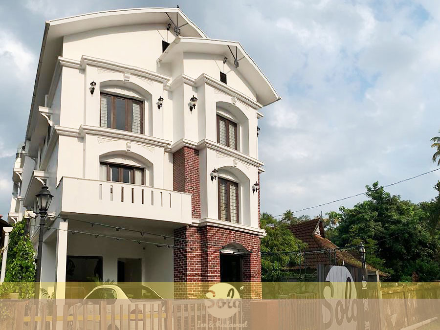 Solo Inn, rooms in kerala, restaurant in fort kochi, hotel in India