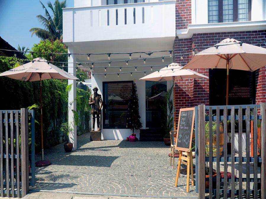 Solo Inn, rooms in kerala, restaurant in fort kochi, hotel in India